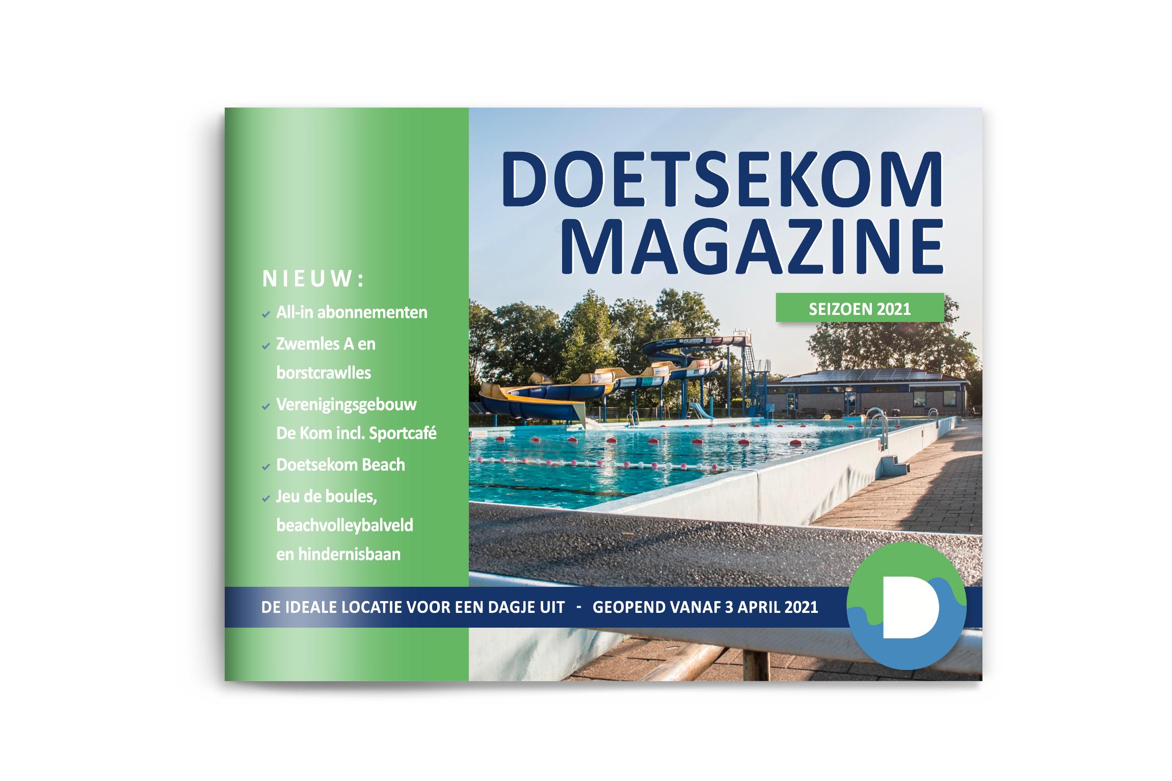 Doetsekom Magazine 2021